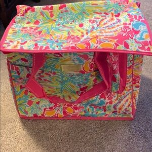 LILLY PULITZER COOLER BAG